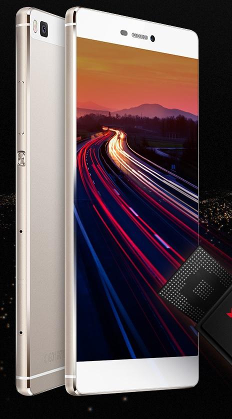 Úžasný výkon smartphonu Huawei P8