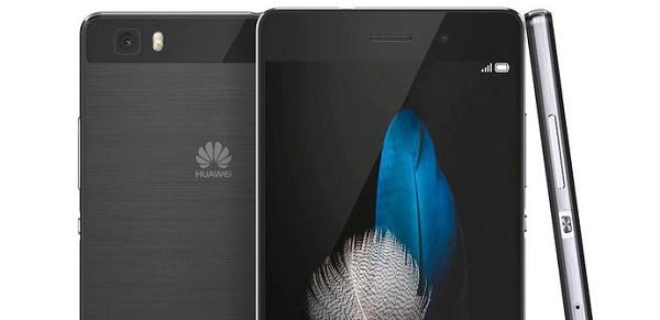 Skvělá kamera Huawei P8 Lite Dual SIM