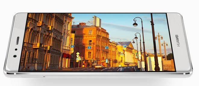 Luxusní Neo IPS displej Huawei P9