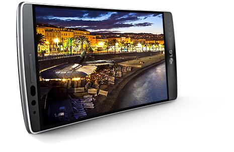 "5,5"" displej smartphonu LG G Flex 2 H955 vás pohltí"