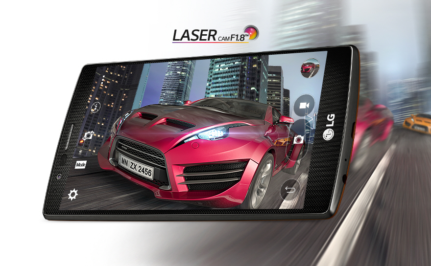 Optická stabilizace obrazu, laserové ostření, toto je nejlepší mobil s fotoaparátem na trhu !