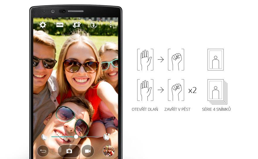 Selfie nikdy nevypadalyi tak dobře jako vyfocené LG G4.
