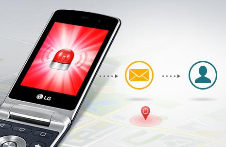 LG Wine Smart volá, píše, brouzdá, nejrychlejší internet 4G/LTE