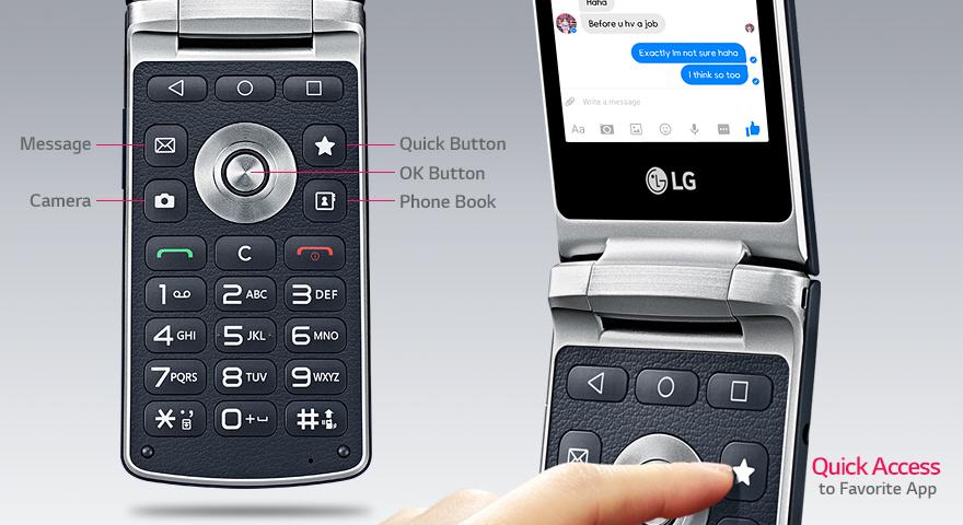 Tlačítkové ovládání není pro LG Wine Smart problém, navíc má pět tlačítek pro rychlý přístup