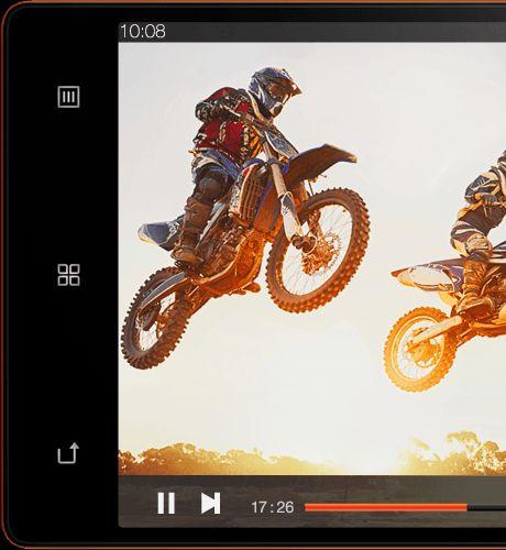 Luxusní displej novinky Lenovo Vibe X2