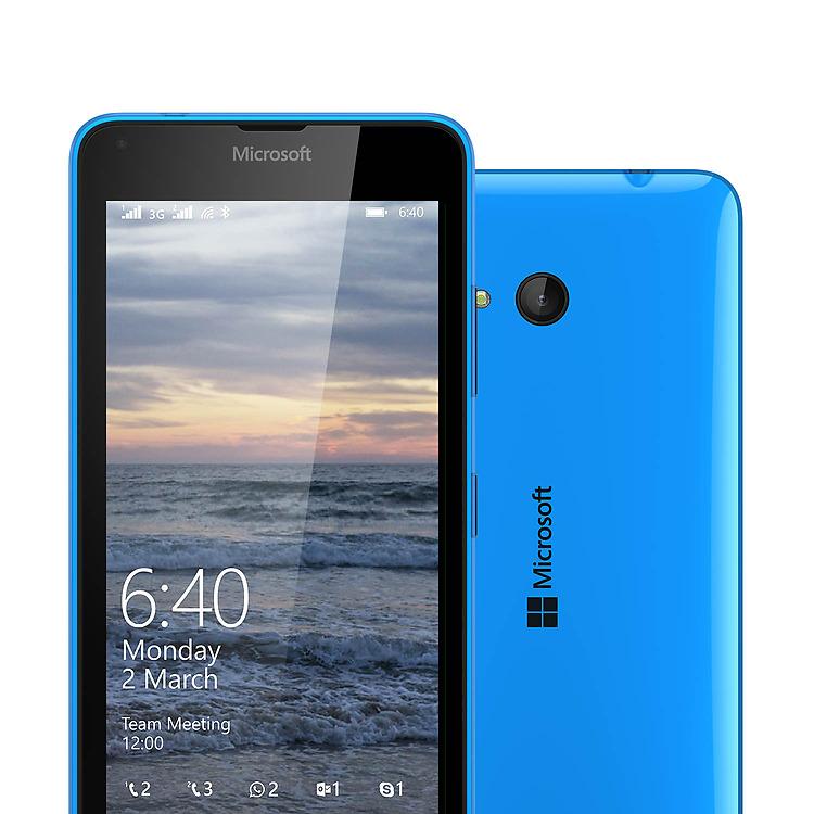 Lumia 640 je připravena na vše co pro ní připravíte
