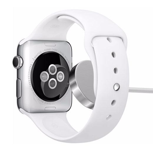 Pohodlný magnetický nabíječ pro chytré hodinky Apple Watch