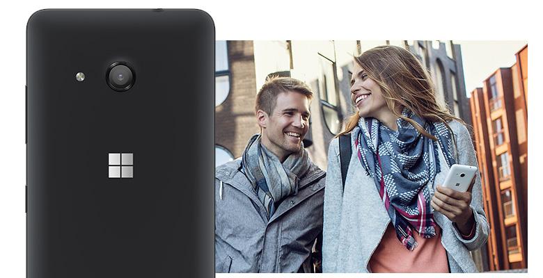 Stvořena pro život Microsoft Lumia 550
