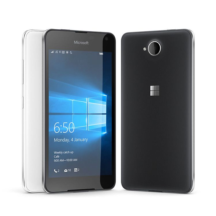 Design stvořený pro prémiový pocit. Lumia 650 byla vyrobeno pro milovníky designu, její kovový rámeček dá telefonu vyniknout.