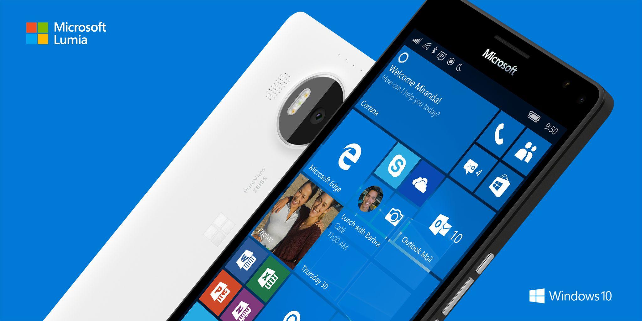Lumia 950 XL není nejkrásnější smartphone na trhu, avšak zaujme.