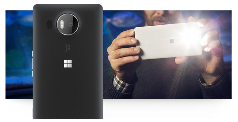 Chtěli jste lepší kameru? Lumia 950 XL patří mezi nejlepší fotoaparáty v mobilu na trhu, díky neuvěřitelné PureView technologii a optické stabilizaci obrazu, budou vaše fotky vždy skvělé.