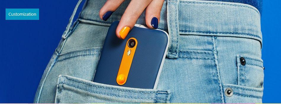 Styl, který si zamilujete, Motorola Moto G 3. generace vypadá skvěle.