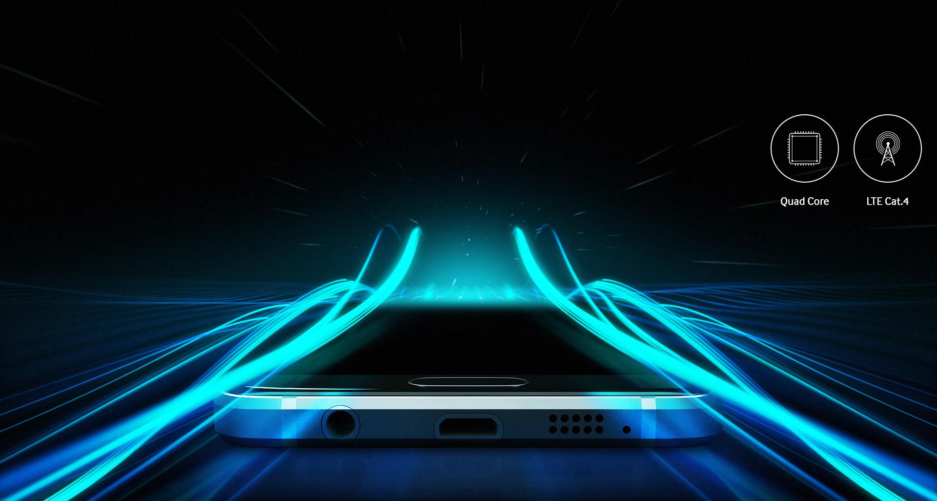 Model Galaxy A3 A310F přináší inovovaný a výkonější hardware