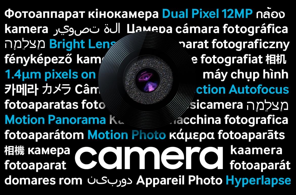 Kamera vás uchvátí, nejrychlejší ostření, které kdy kdo ve smartphonu představil, novinka SAmsung Galaxy S7 nabízí 12 Mpix snímač s optickou stabilizací obrazu a duálními pixely.