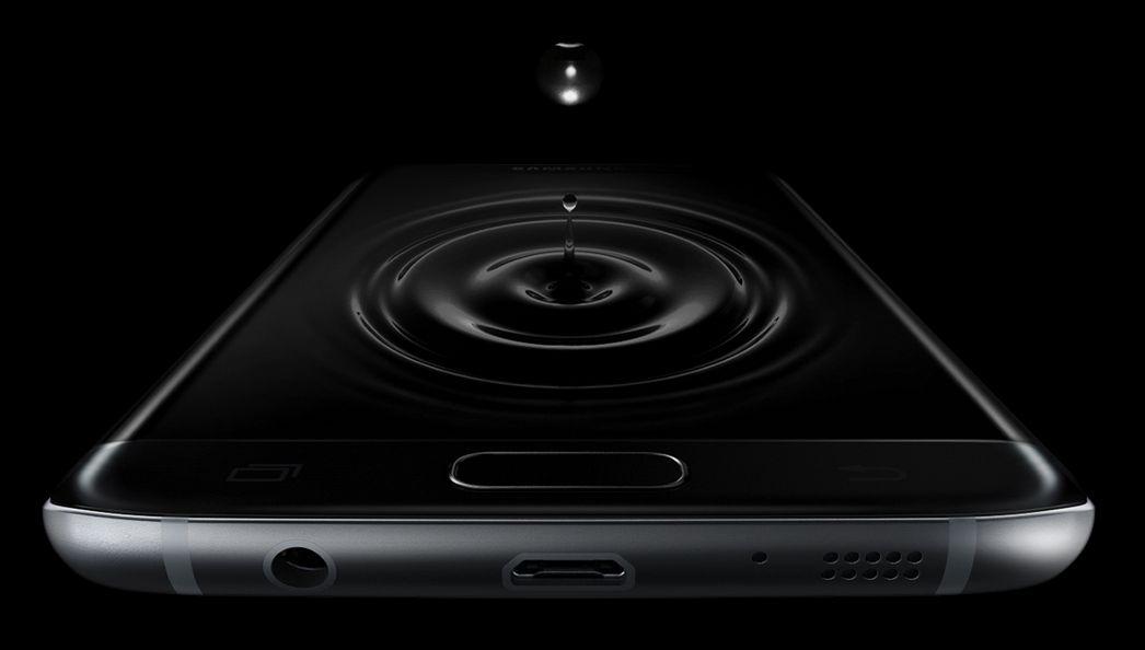 Novinka SAmsung Galaxy S7 je plně voděodolná a prachutěsná dle specifikace IP68