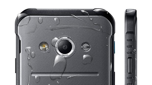 Kamera smartphonu Galaxy Xcover 3 G388F