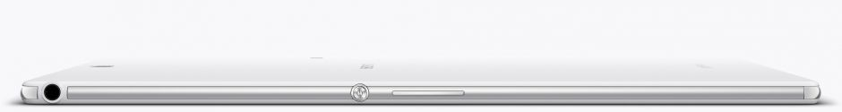 tenký profil tabletu Xperia Z3 compact