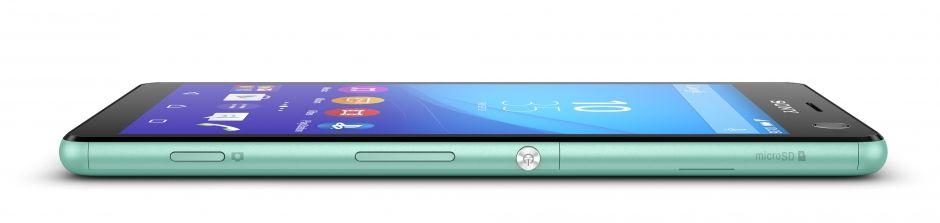 Tenoučké tělo Sony Xperia C4 vás odrovná, takto skvěle se žádný jiný smartphone nedržel.