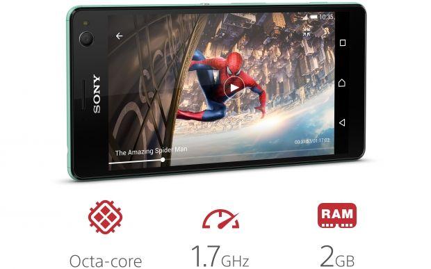 Všechno co potřebujete nová Xperia C4 nabízí. NFC, WiFi, Bluetooth, osmijádrový procesor? Všechno máte uvnitr. Navíc Xperia C4 zvládá připojení 4G/LTE.