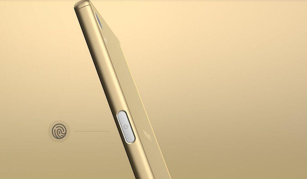 Sony Xperia Z5 nabídne i čtečku otisků prstů