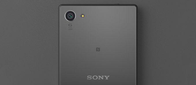 Špičkový 23 Mpx snímač s Sony Xperia Z5 Compact nabízí ultrarychlé ostření. Má totiž systém automatického ostření na bázi fázové detekce.