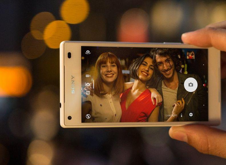 Noční focení nedělá Xperia Z5 Compact
