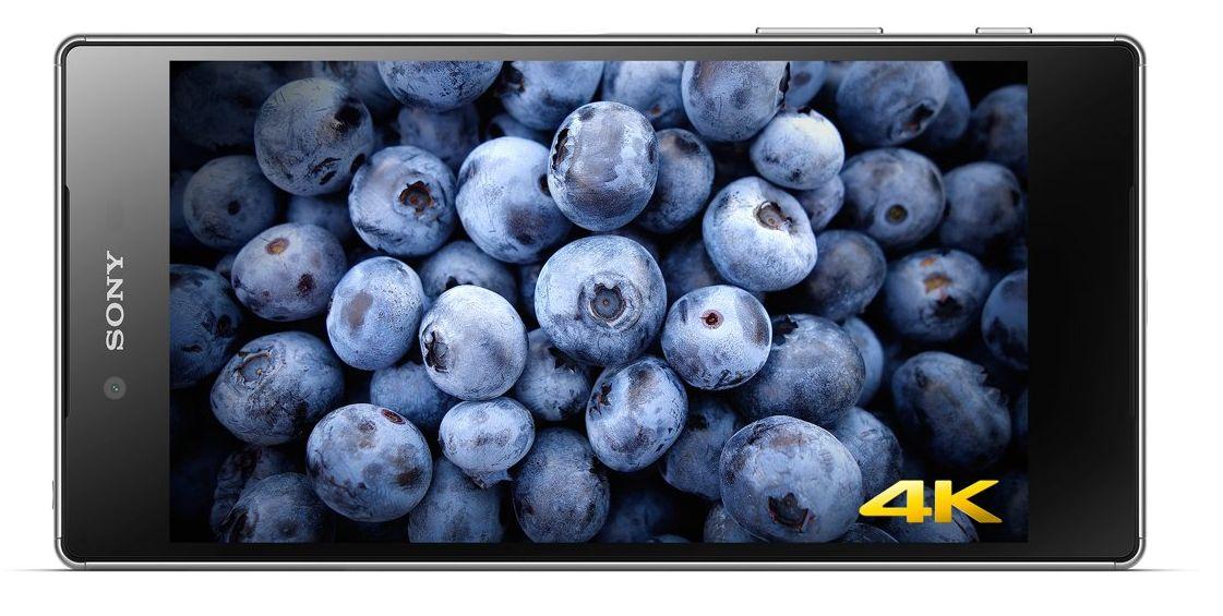 Zažijte 4K na vlastní kůži, nová Xperia Z5 Premium má překrásný IPS LCD displej se 4K rozlišením.