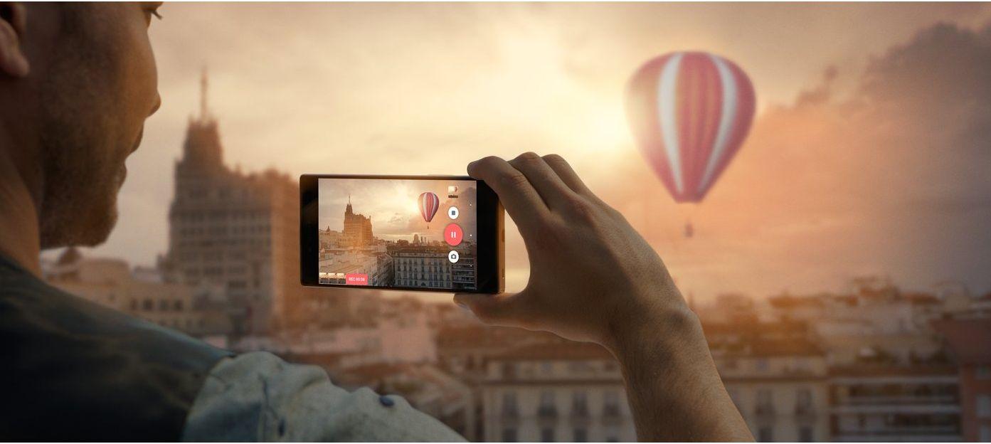 Fotky a video v nejvyšší kvalitě, Sony Xperia Z5 Premium má špičkový 23 Mpix snímač, který vás ohromí.