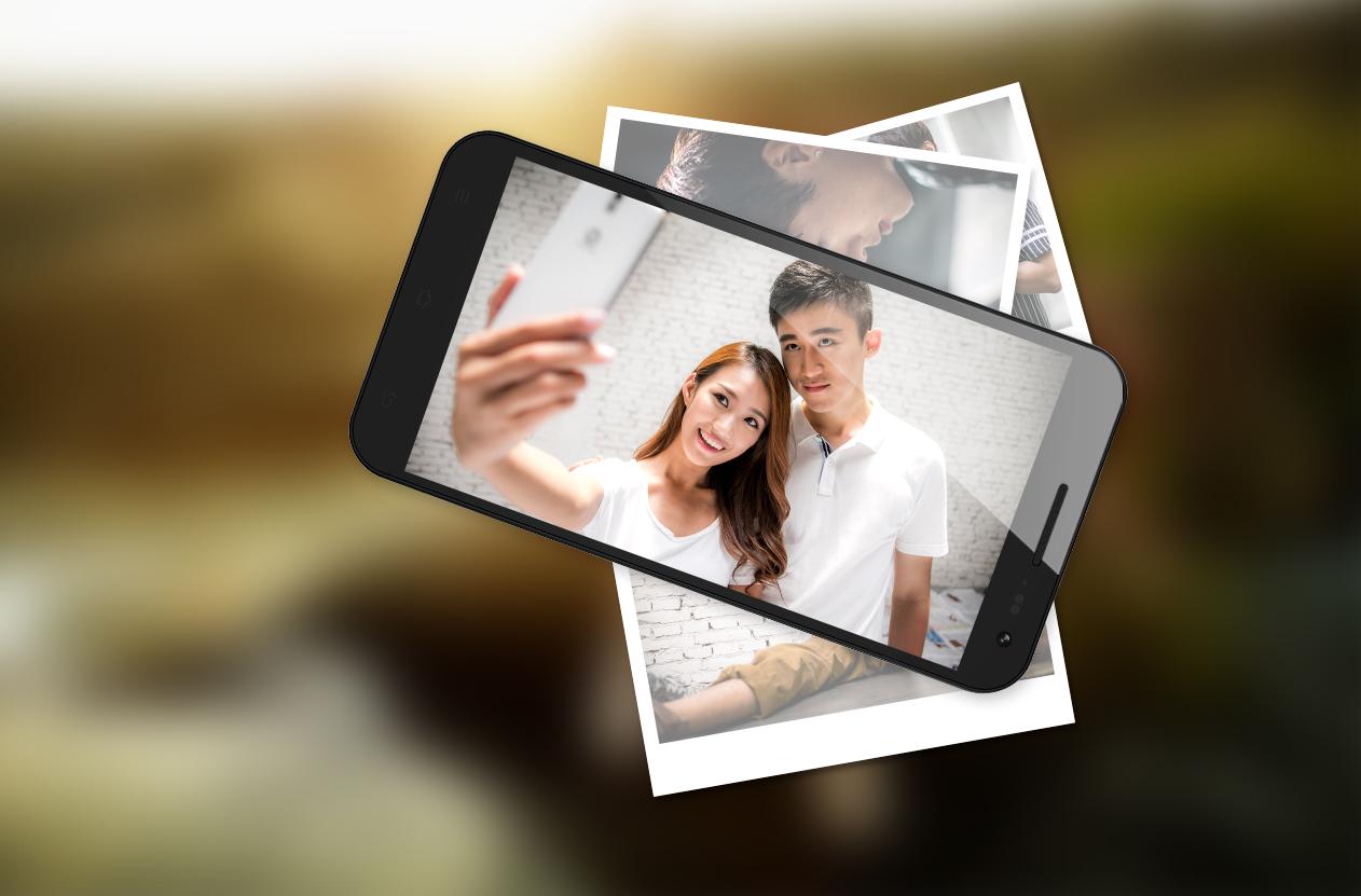 Špičková kamery se 14 MPix od Sony vám zajistí dokonalé fotky pořízené smartphonem Zopo ZP3X