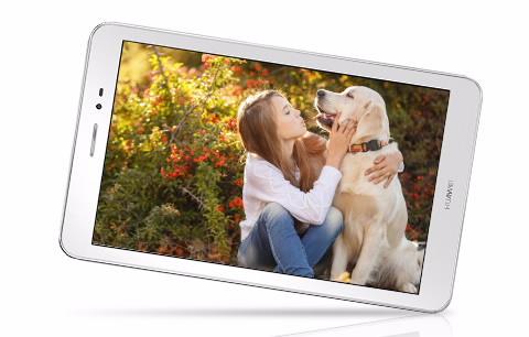 Krásné barvy, špičková jemnost, HD rozlišení. Tablet Huawei MediaPad T1 nabízí krásný HD IPS displej, který vás uchávátí.