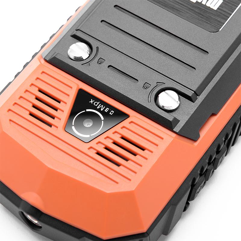 Zachytit moment jak jej potřebujete vám pomůže VGA kamera odolného mobilu myPhone Hammer.