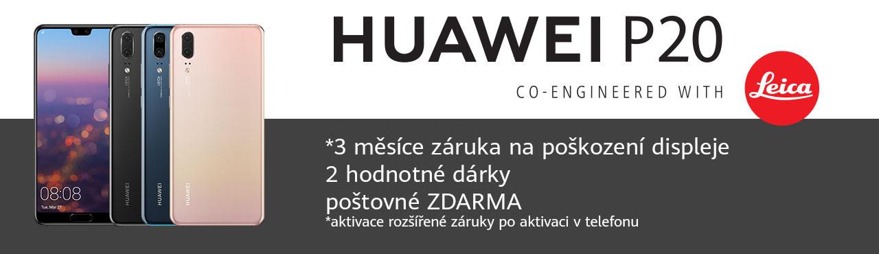 Dokonalý design, dokonalý kamera a brutální výkon - Huawei P20