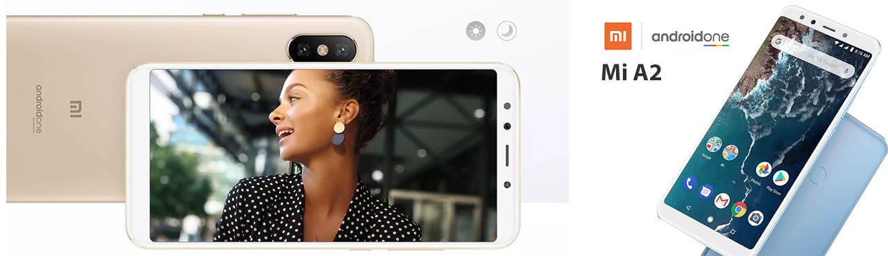 Novější, inteligentnější, rychlejší a hezčí, nové Xiaomi Mi A2