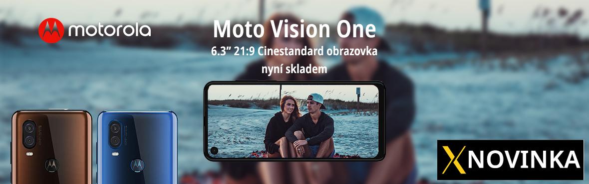 Unikátní Motorola Vision One právě skladem