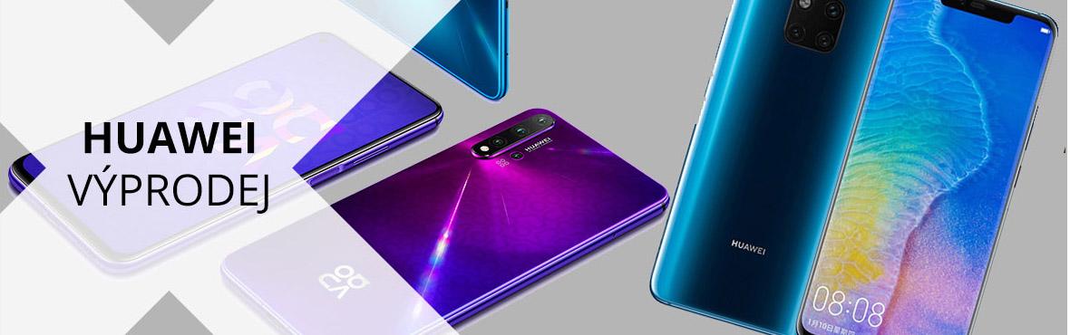 Mobily Huawei za nejnižší cenu jen u nás!