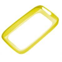 NOKIA CC-1046 silik.rámeček Nokia Lumia 710 (02731G8) žluté