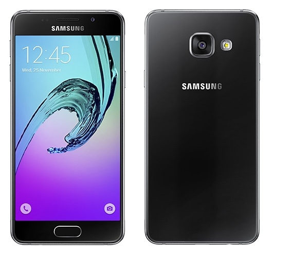 Samsung Galaxy A3 A310F Black