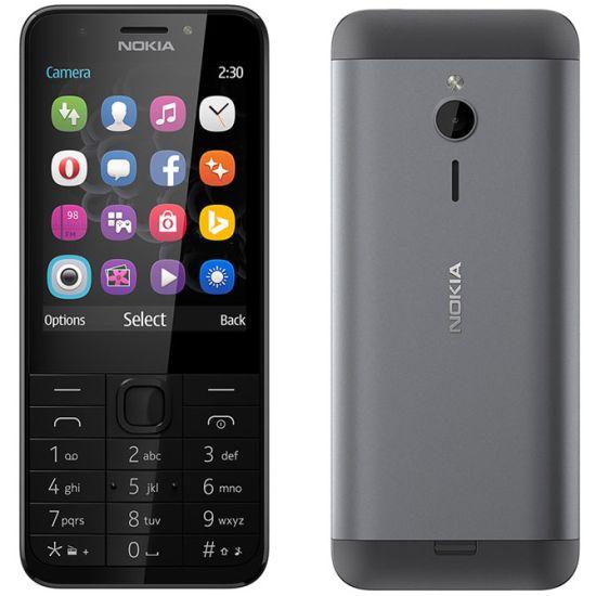 Nokia 230 Dual SIM Dark Silver