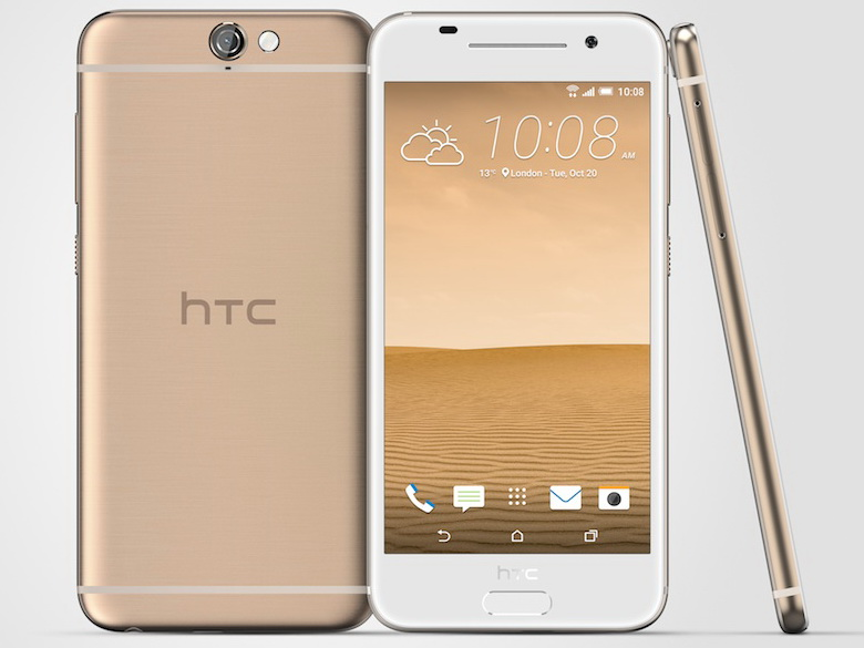 HTC One A9 Topaz Gold