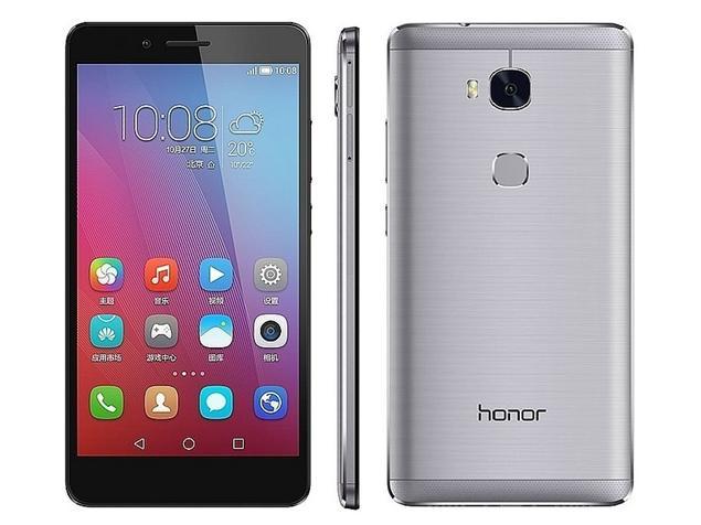 Huawei Honor 5X Dual SIM Grey