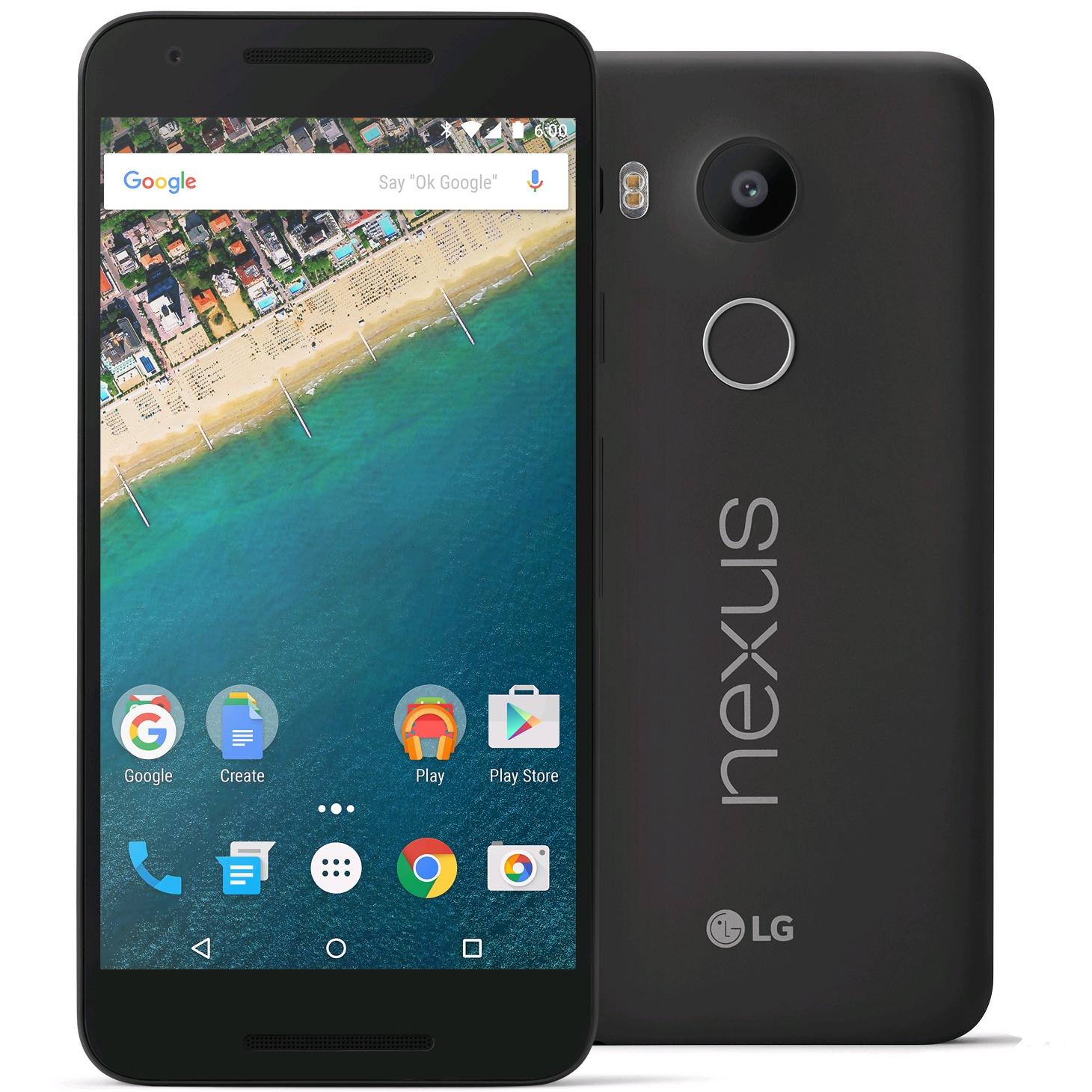 LG Nexus 5X H791 32GB Black
