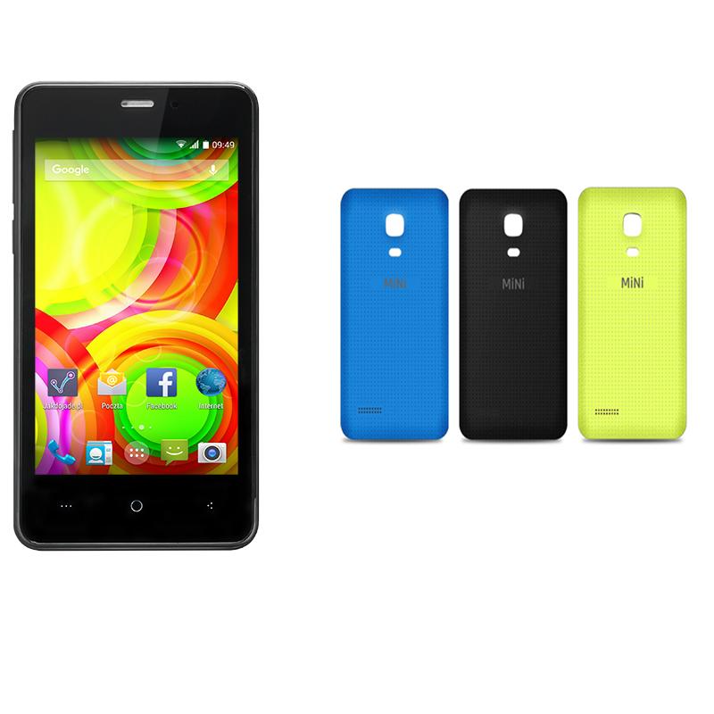 myPhone Mini Black + dva kryty
