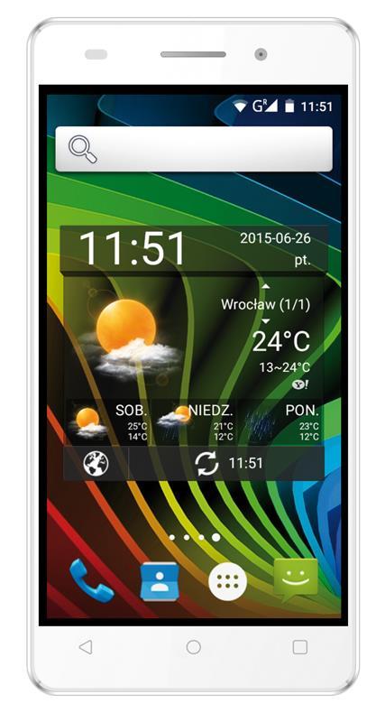 myPhone L-Line White
