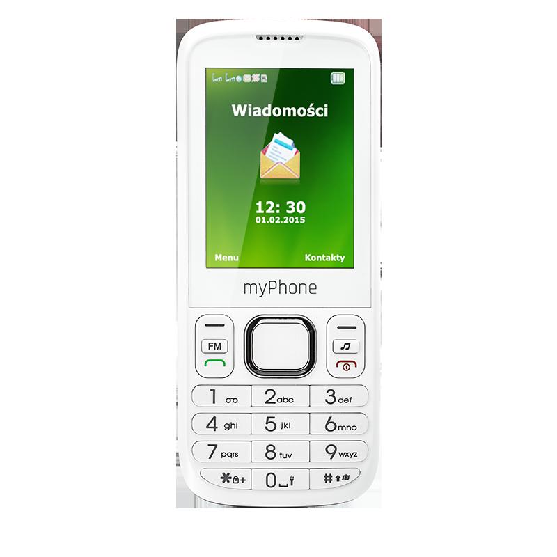 myPhone 6300 White