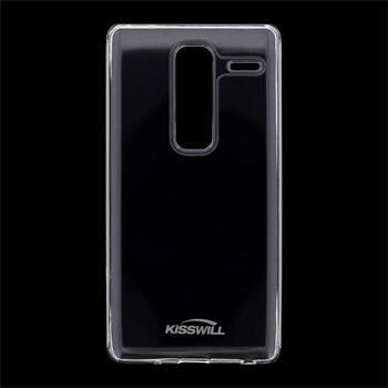 Pouzdro Kisswill TPU pro LG H650 Zero bílé