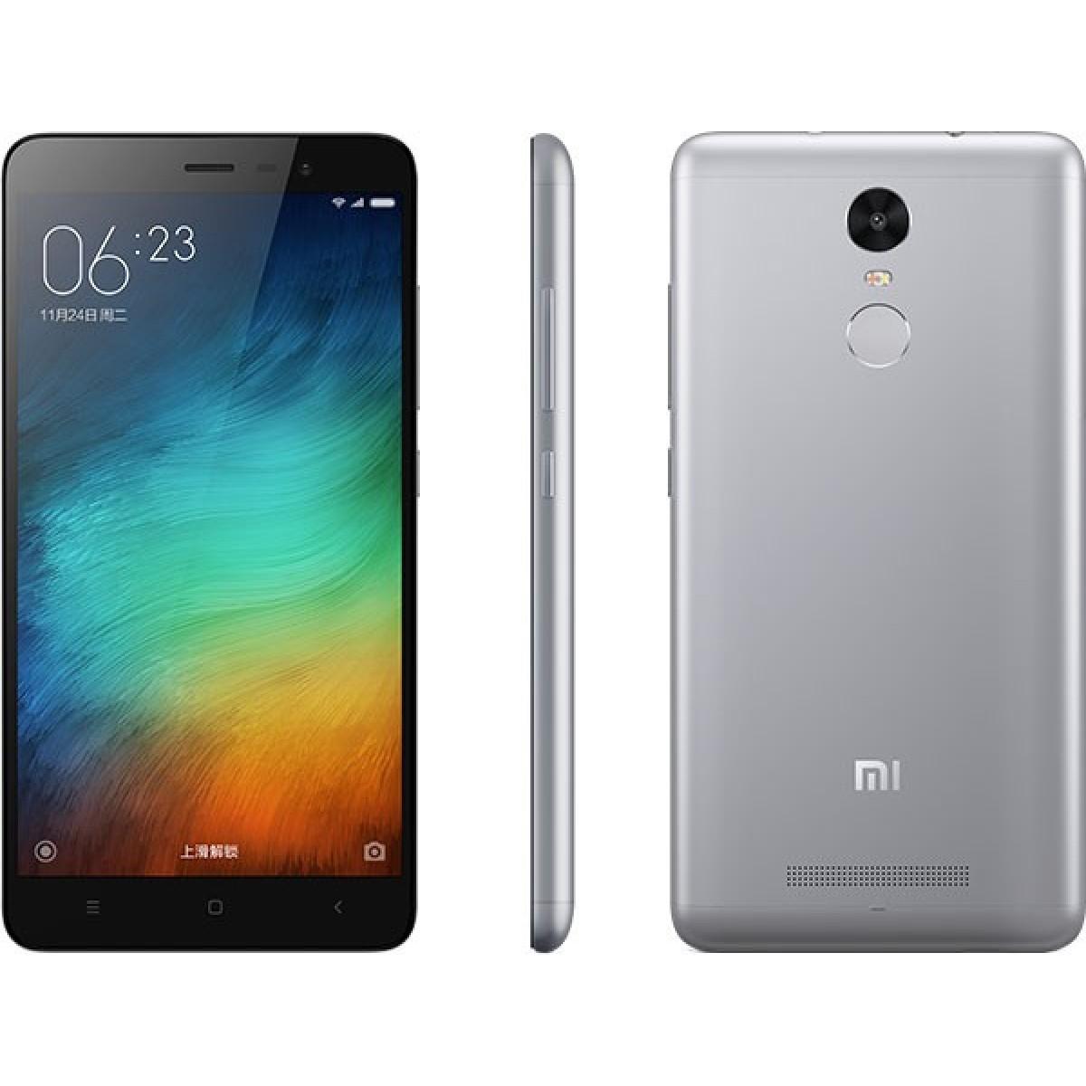Xiaomi Redmi Note 3 Dual SIM 16GB Black