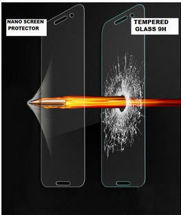 Ochranná folie Nano Screen Protector pro LG H815 G4