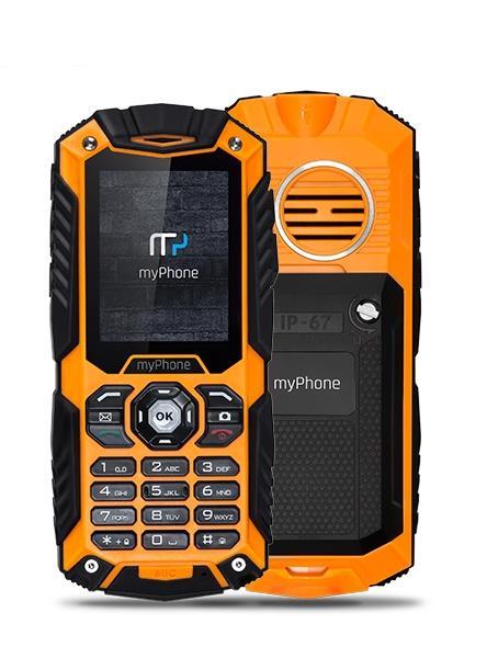 myPhone Hammer Plus Orange