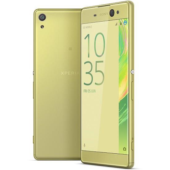 Sony Xperia XA Ultra F3211 Lime Gold