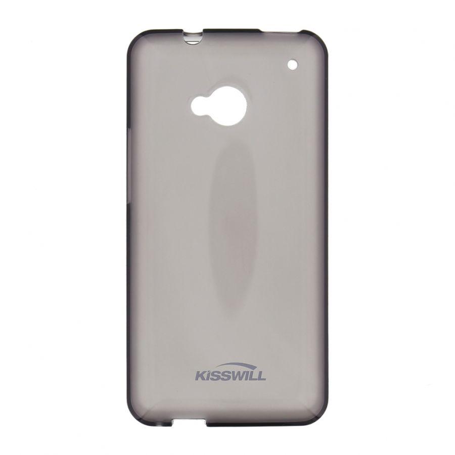 Pouzdro Kisswill TPU Nokia Lumia 530 černý